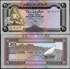YEMEN - 20 rials 1995 FDS - UNC