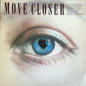"""Various artists, 'Move Closer' - Vinyl LP, 12"""", 33 1/3 RPM - NM condition!"""
