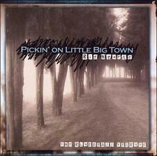 FREE US SHIP. on ANY 3+ CDs! USED,MINT CD Pickin' on Little Big Town: Pickin' on