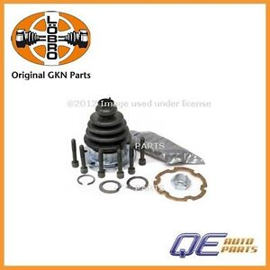 Front Inner Axle Boot Kit GKN 191498201B For; Audi 4000 90 A4 Golf Jetta Cabrio