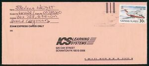 Mayfairstamps Cayman Islands to ICS Learning Royal Air Force Cover wwo_59129