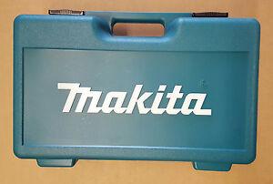 Makita Leerkoffer f. kleine Winkelschleifer 115/125 mm Ø, leerer Koffer 824985-4