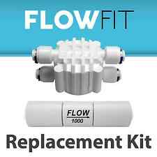 Automatic Shut Off Valve & Flow Restrictor 1000 ML for RO Reverse Osmosis System