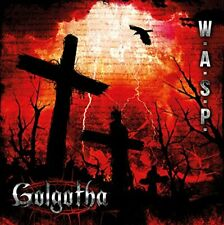WASP - Golgotha [CD]