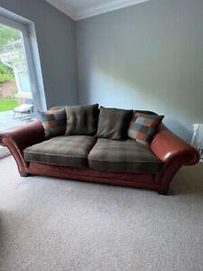 tetrad harris tweed sofa