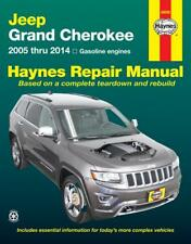 Jeep Grand Cherokee Haynes Repair Manual for 2005 thru 2014 #50026