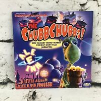The ChubbChubbs! A Little Alien With A Big Problem DVD 2003 Rated G