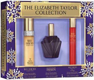Elizabeth Taylor Perfume Gift Set Perfume Miniature