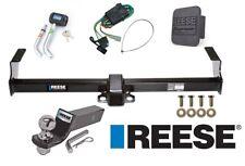 Reese Trailer Hitch For 99-05 Grand Vitara Chevy Tracker XL-7 Wiring Ball Lock
