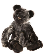 'Cole' by Charlie Bears - jointed plush collectable teddy bear - CB181825B