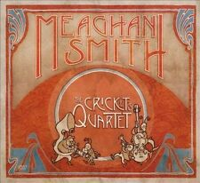 The Cricket's Quartet by Meaghan Smith (CD + DVD Sire) Debut EP/Vintage Swing