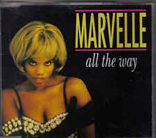 Marvelle-All the Way cd maxi single