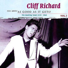 The Rocking Years 1959 ~ 1960  Cliff Richard As Good As It Gets 2CD ~ 47 Tracks