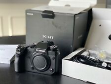 Fujifilm X-H1 Mirrorless Digital Camera Body Only - Black