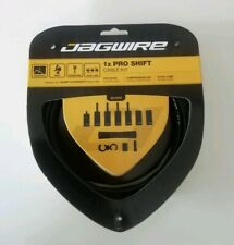 Jagwire Pro Gear Cable Shift Kit For Road / Mountain / Cyclo-cross Bikes BLK