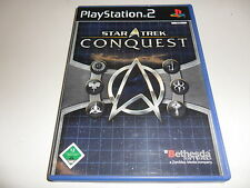 PLAYSTATION 2 PS 2 Star Trek: Conquest