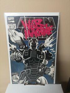 Iron Man #282, 1st Appearance of War Machine