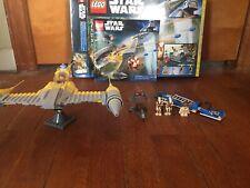 Star Wars Sticker for Lego® 10026 Naboo Starfighter UCS precut cmyk vinyl HQ