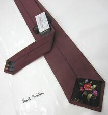 Paul Smith rose poudré Cravate LES BRITANNIQUES COLLECTION Classique 9cm cravate