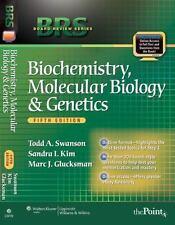 Board Review: Biochemistry , Molecular Biology , and Genetics by Sandra I. Kim..