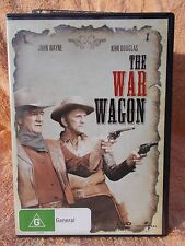 THE WAR WAGON JOHN WAYNE,KIRK DOUGLAS G R4 DVD