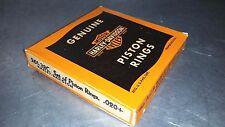 45 harley Davidson NOS Piston Ring set NEW IN BOX Genuine .020 RINGS 261-38C