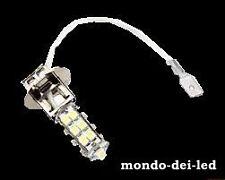 2x Lampada H3 led 25 SMD LED 6.000K - Nuovo - Testate e funzionanti