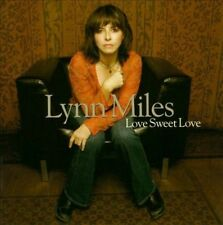 MILES*LYNN - LOVE SWEET LOVE - CD - NEW