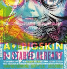 "RARE LTD EDITION MELVINS PIGSKIN/STARVE ALREADY 7"" CLEAR VINYL SAT NIGHT SLEEVE"