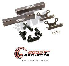 DeatschWerks 11+ Subaru WRX / 11+ STI Top Feed Fuel Rail Upgrade Kit 1200cc