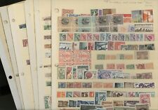 Ww, Canada, Denmark, Great Britain, Excellent assortment of Stamps in stock