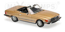 Minichamps 940033431 - MERCEDES BENZ 350 SL (R107) - 1974 - GOLD  1/43
