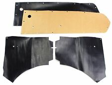Mustang Door Panel Watershields Coupe 1967 - 1968 - Repops
