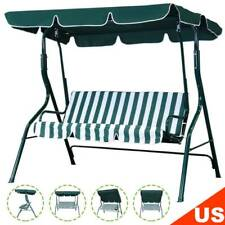 Outdoor Canopy Swing Patio Chair 