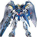 Bandai EW-01 Wing Gundam Zero Custom Endless Waltz 1/144 HG Fighting Model Kit