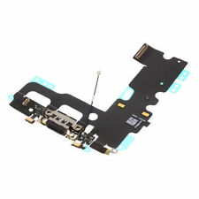 10 x Black Charging Dock Port Flex Cable Microphones Antenna for iPhone 7 4.7''