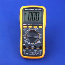 1PC New Victor VC9805A+ Digital Multimeter 3 1/2 with carrying bag