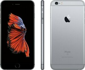 AT&T PREPAID Apple iPhone 6S 32GB Space Gray Grey - Brand New Sealed in Box
