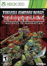 Teenage Mutant Ninja Turtles: Mutants in Manhattan (Microsoft Xbox 360, 2016)