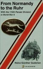 From Normandy to the Ruhr:With the 116th Panzer Division in World War II