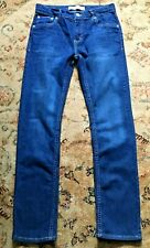 LEVIS 511 DARK BLUE DENIM BOYS JEANS AGE 14