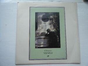"ULTRAVOX - VIENNA - 7"" SINGLE - 80'S / PUNK / NEW WAVE"