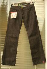 EDC by Esprit PLAY Damen Jeans Gr.26 Shoet  DE 34 Dunkelblau Neu!!