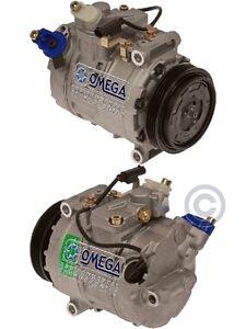 BMW AC A/C Compressor fits 2002 2003 2004 2005 BMW 745i - 745Li V8 4.4L