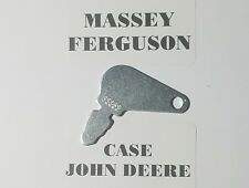 (2) Case, Massey Ferguson, John Deere,Tractor Ignition Key # 83353 Fast Shipping