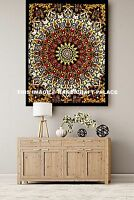 Urban Outfitters Tapestry Wall Hanging Star Mandala large Indian Hippie Throw