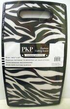PKP Zebra Stripe Fashion Cutting Board
