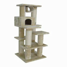 New Plush Cat Scratching Tree Pole / Post  Pole with rope 170cm ALCT-122
