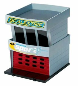 Scalextric C8321 Pit Garage. Brand New In Box.