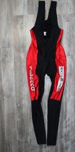 Nalini Lotto ADECCO GT Cycling Professional BIB PANTS TROUSERS MAN SIZE M